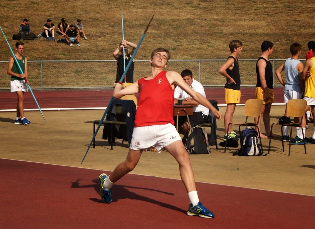 Course: Athletics