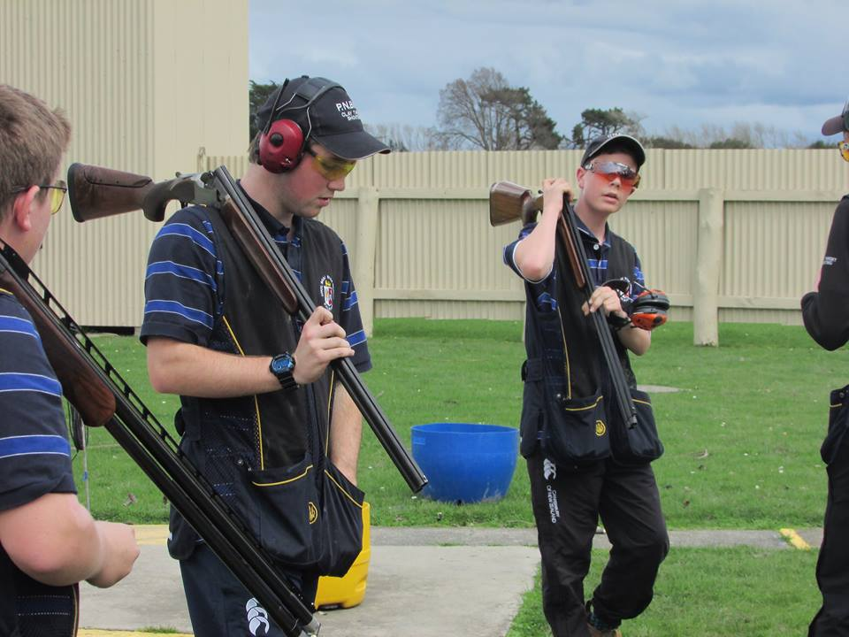 New Zealand Shooting Video Photo: Course: Clay Target Shooting