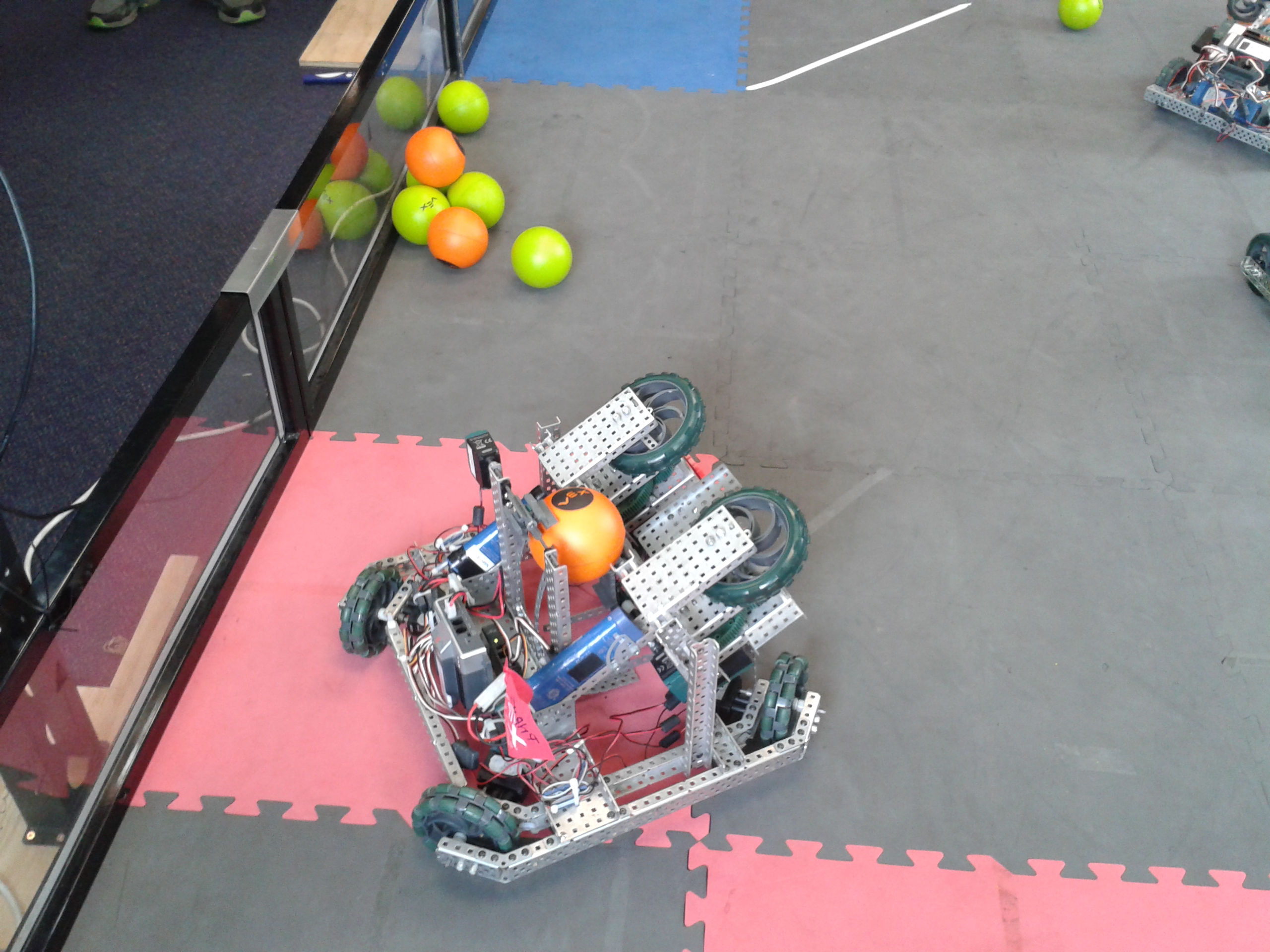 Course: Vex Robotics